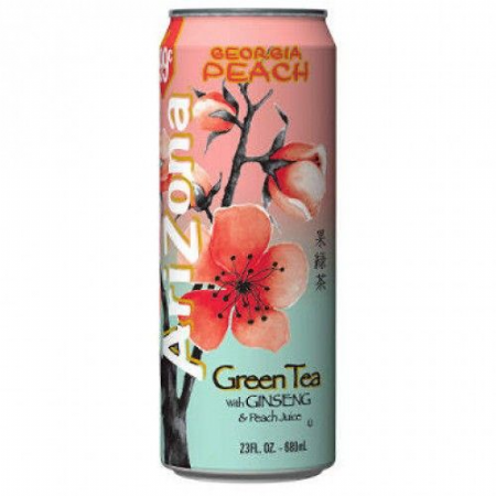 Arizona Georgia Peach Ice Tea 680ml (US)